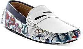 Robert Graham Men's Haryanto Penny Loafers