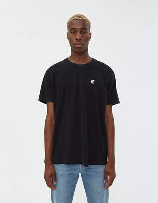 The New York Times S/S Truth Tee in Black