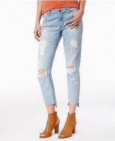 Ripped Boyfriend Jeans - ShopStyle