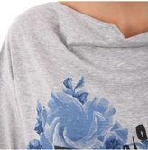 Armani Jeans Printed Long Sleeved T-shirt