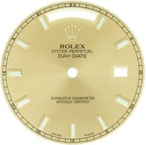 Rolex Day-Date II President 218238 30mm Champagne Dial for 41mm Men's Watch