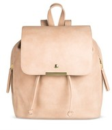 Mossimo Women's Small Backpack Tan