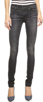 R 13 The Alison Mid Rise Ankle Skinny Jeans