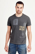 True Religion Punk Patches Mens Tee