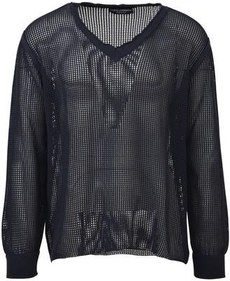Dolce & Gabbana Mesh Sweater