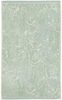 Sanderson Chelsea Rose Towel - Aqua - Bath Towel