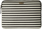 Kate Spade 13 Inch Stripe Laptop Sleeve Case Computer Bags