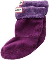 Hunter Glitter Boot Sock Girls Shoes