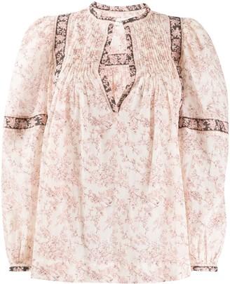 Etoile Isabel Marant Violette floral print blouse