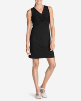 Eddie Bauer Women's Aster Tie The Knot Dress - Solid