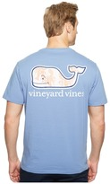 Vineyard Vines Short Sleeve Lobster Toss Whale Fill Pocket T-Shirt Men's T Shirt