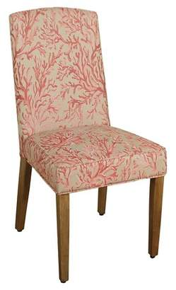 HomePop Parsons Dining Chair - Pink Coral