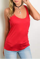 Sweet Claire Red Tank