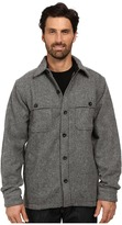 Woolrich Wool Stag Shirt Jacket