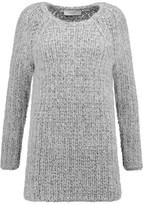 Pringle Wool-Blend Chunky-Knit Sweater
