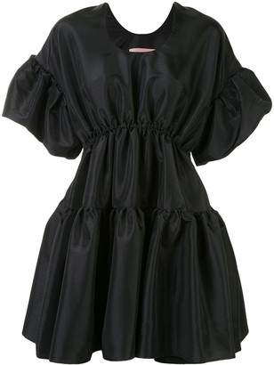 Romance Was Born Gothic Desire tier dress