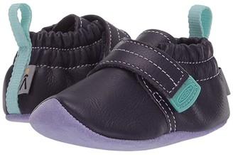 KEEN Kids Leo Crib (Infant) (Purple Plumeria/Sweet Lavender) Girl's Shoes