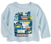 Tea Collection Infant Boy's Glasgow Tour Graphic T-Shirt