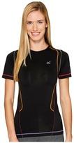 CW-X S/S Ventilator Web Top Women's Short Sleeve Pullover