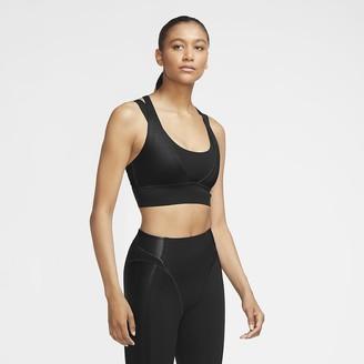 Nike Women's Light-Support Layered Sports Bra