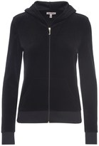 Juicy Couture Outlet - LOGO VELOUR JC CROWN ROBERTSON JACKET