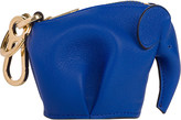 Loewe Elephant leather charm