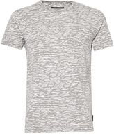 French Connection Men's Tiger Stripe Printed T-Shirt