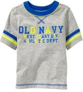 Old Navy Team-Style Logo Tees for Baby