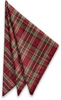Bed Bath & Beyond Christmas Plaid Napkin (Set of 4)