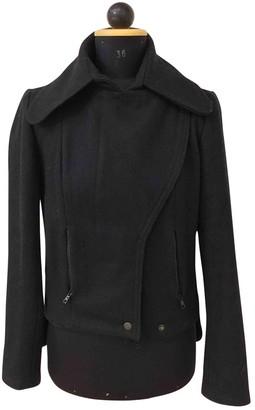 Preen Black Wool Jackets