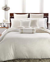Hotel Collection Woven Texture King Duvet Cover