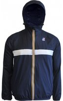 K-Way Le Vrai Claude 3.0 Colour Block Jacket Depth White Depth