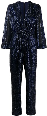 In The Mood For Love Sequin Jumpsuit