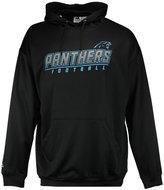 Majestic Men's Carolina Panthers Punt Return Big & Tall Hooded Sweatshirt