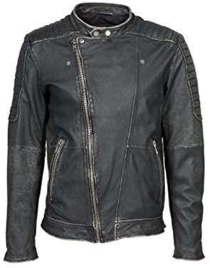 Freaky Nation Men's Crossover SO Jacket, (Used Black 9001), XXXL