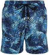 Vilebrequin Palm Leaf Pack-Away Mahina Swim Shorts
