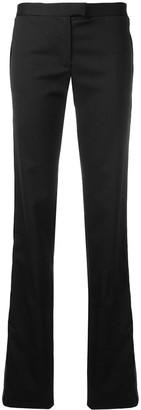 RED Valentino Velvet Inserts Trousers