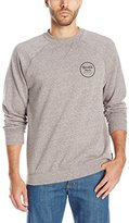 Brixton Men's Wheeler Crew Fleece