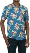Caribbean Joe High-Performance Polo Shirt - Short Sleeve (For Men)
