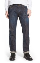 PRPS Men's 'Barracuda' Straight Leg Selvedge Jeans