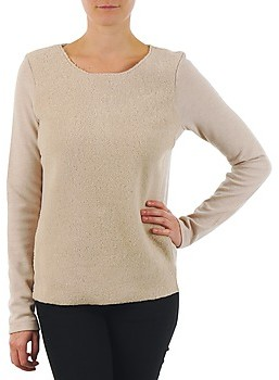 Majestic 240 women's Sweater in Beige