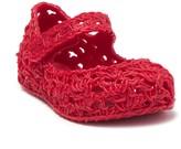 Mini Melissa Campana Crochet Mary Jane Flat (Toddler)