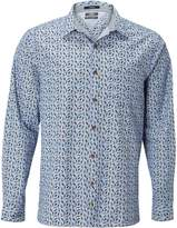 White Stuff Metar Print Ls Shirt
