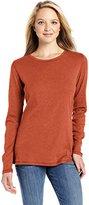 Carhartt Women's Calumet Long Sleeve Crewneck T-Shirt