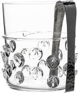 Juliska Florence Ice Bucket with Tongs