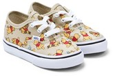 Vans Disney Winnie the Pooh Authentic Trainers