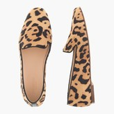 J.Crew Girls' calf hair Darby loafers