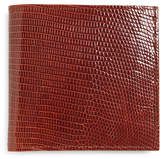 Brooks Brothers Lizard Euro Wallet