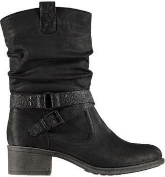 Soul Cal Soulcal SoulCal Torrey Boots Ladies