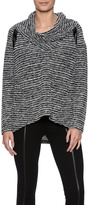 Joseph Ribkoff Cowl Neck Sweater